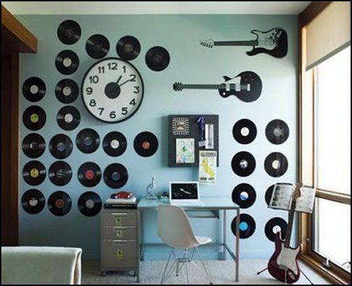 Rockstar Bedroom Style Plans Classy Music Room Decor Ideas  Music Theme Bedroom Decorating Ideas . Design Ideas