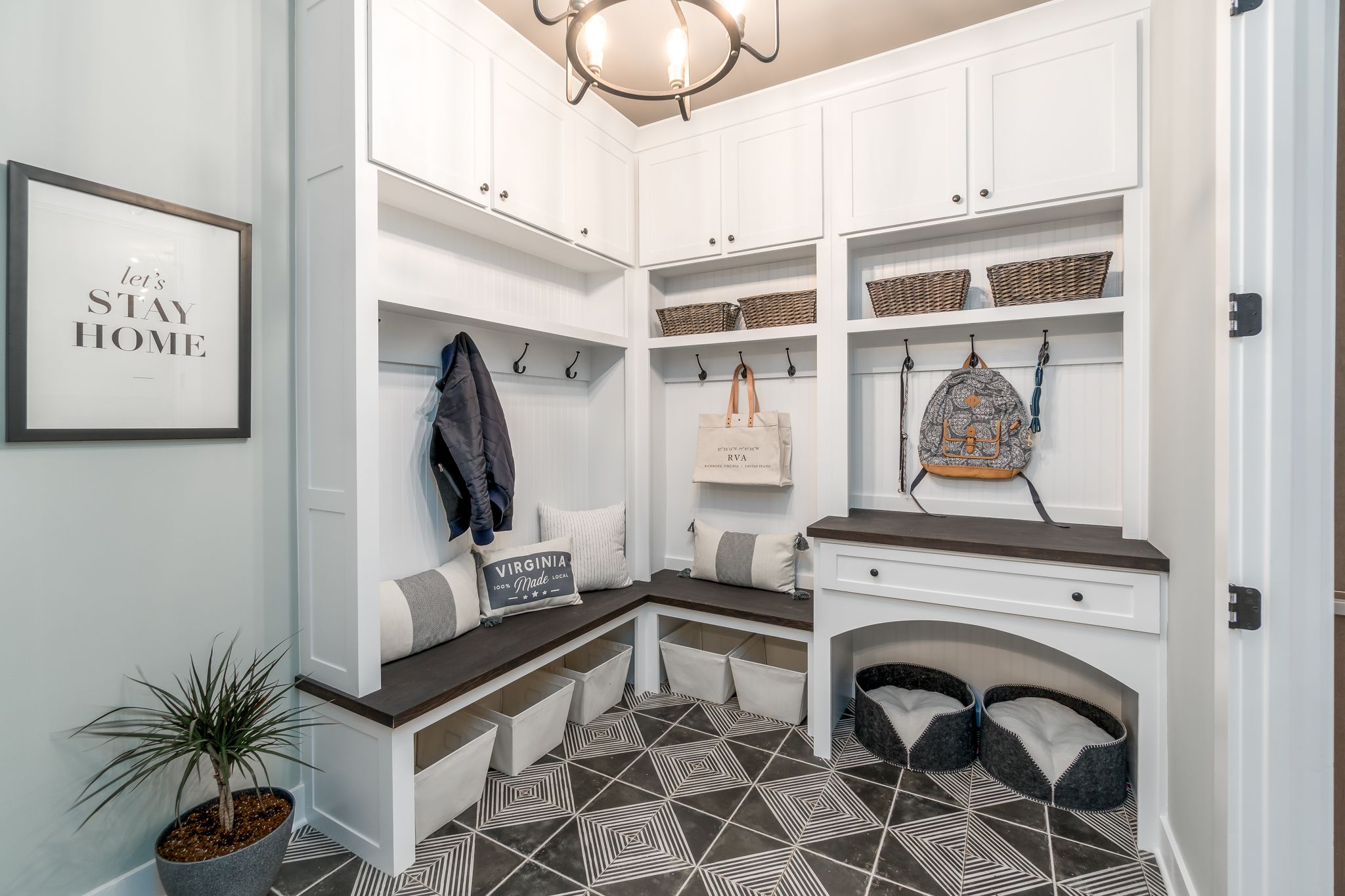 Pin On Entryways Mudrooms Tile