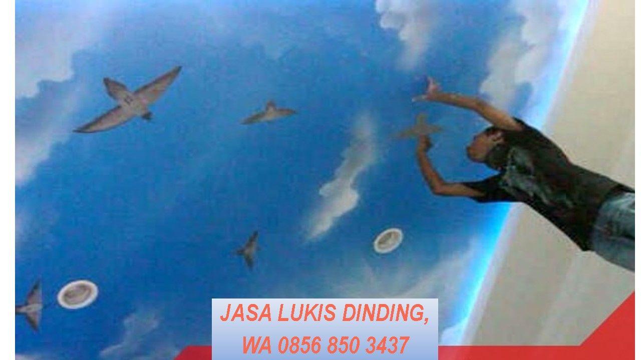 HARGA PROMO Telp 0856 850 3437 Jasa Gambar Mural