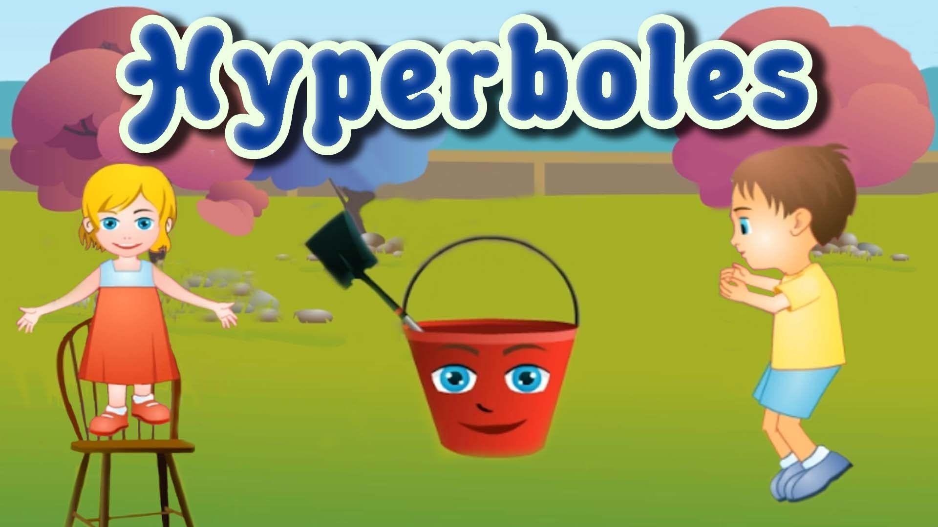 Figurative Language Hyperboles Fun And Educational Game