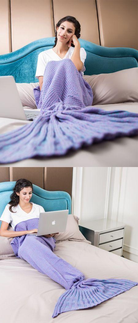 mermaid blanket,knitted mermaid blanket,mermaid tail blanket,mermaid blanket for adults.