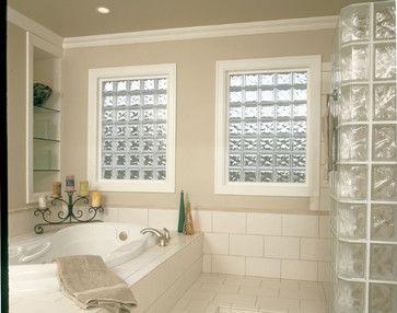 Custom Windows Bathroom Privacy Decorative Bathroom Windows Design Ideas Pictures Remodel And Glass Block Windows Bathroom Window Glass Glass Block Shower