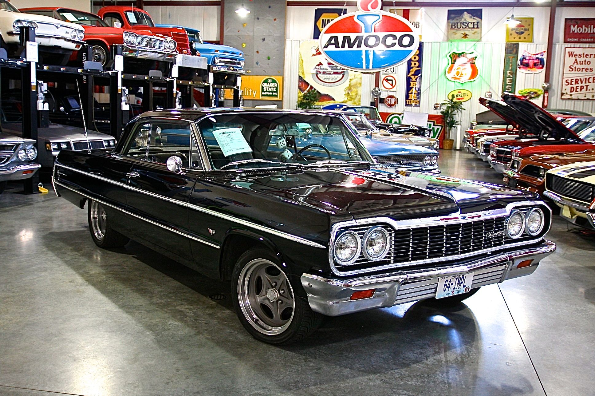 Cars and more chevy impala chevy impalas vehicles drag racing racing - Find This Pin And More On Chevy