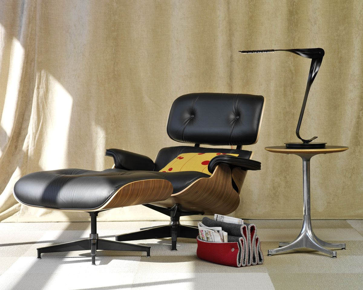 DIY Polish Aluminium Eames Lounge Chair   Http://www.antwandavis.com