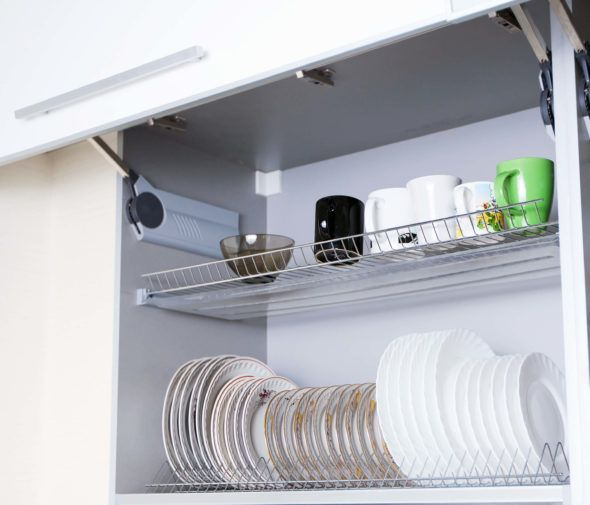 15 Mind-Blowing Ways to Organize Kitchen Cabinets #kitchencabinetsorganization
