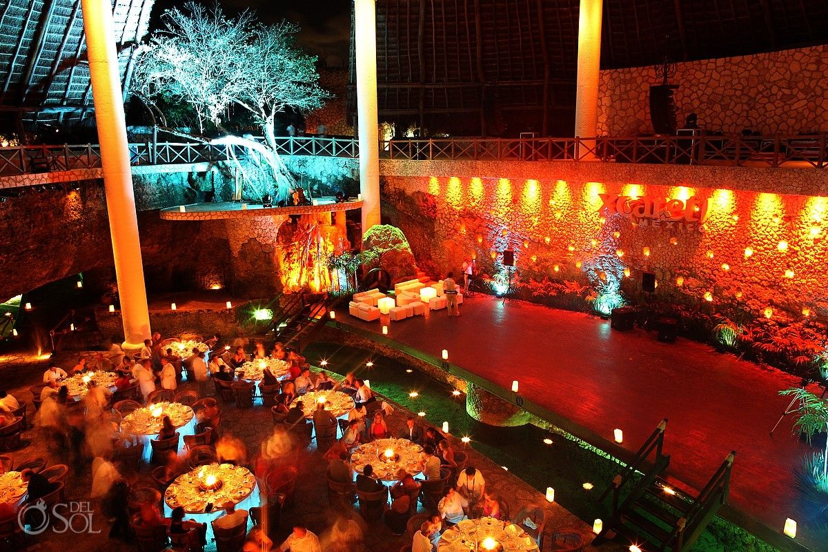 Xcaret Park Weddings Destination Wedding Mexico Park Weddings Xcaret
