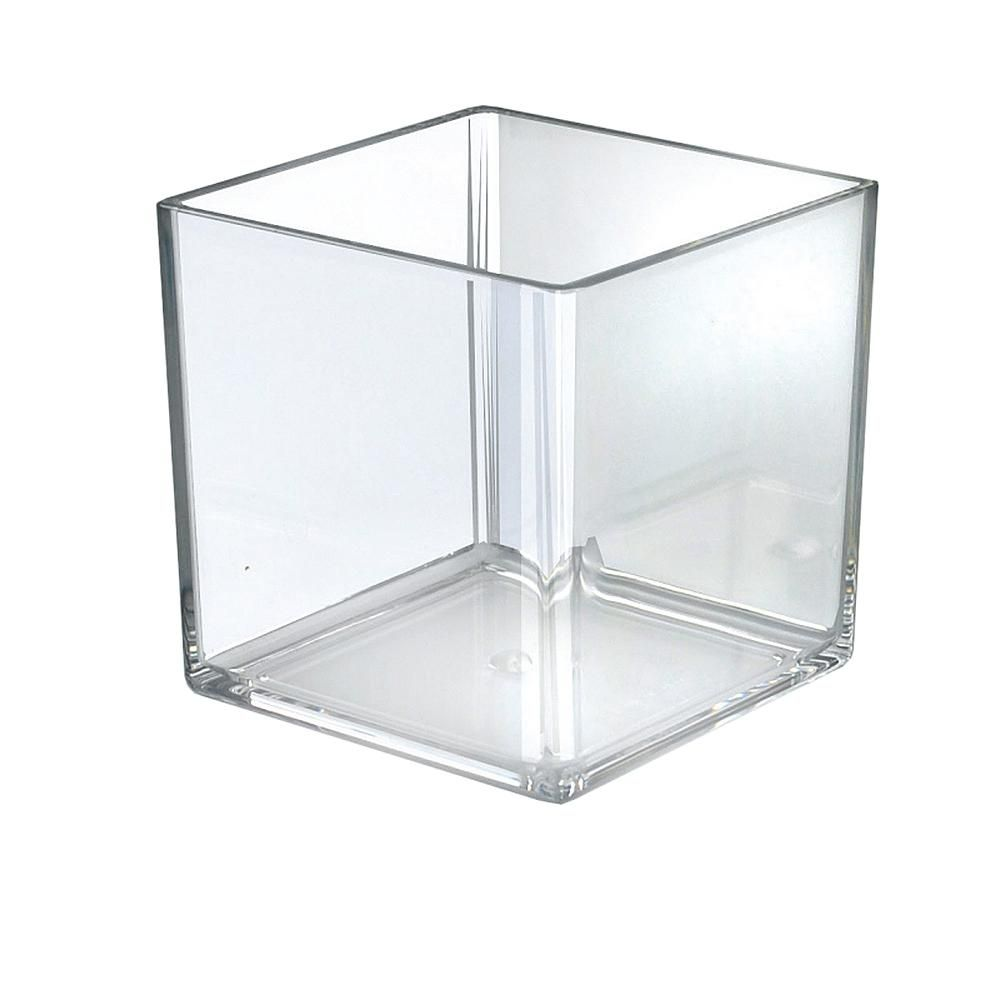 6 Clear Display Cube