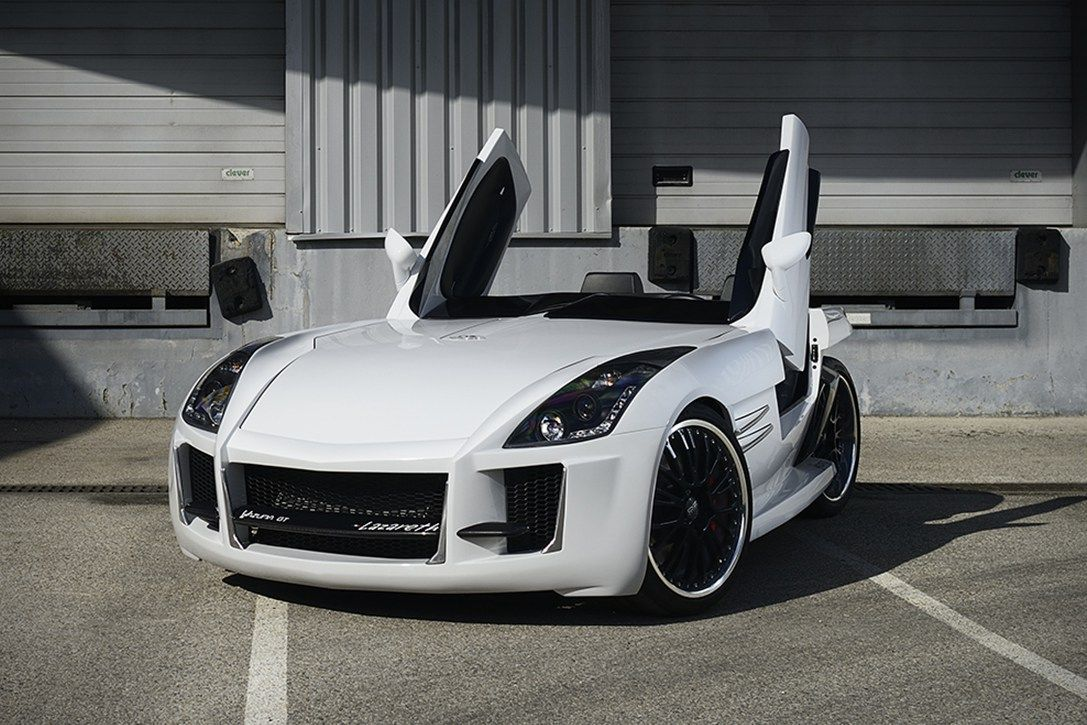 Lazareth Wazuma GT (With images) Car, Luxury cars, Gt cars