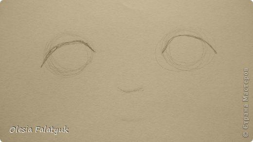Рисовать лицо. Дети, куклы. фото 3 | Рисовать, Лицо, Как ...
