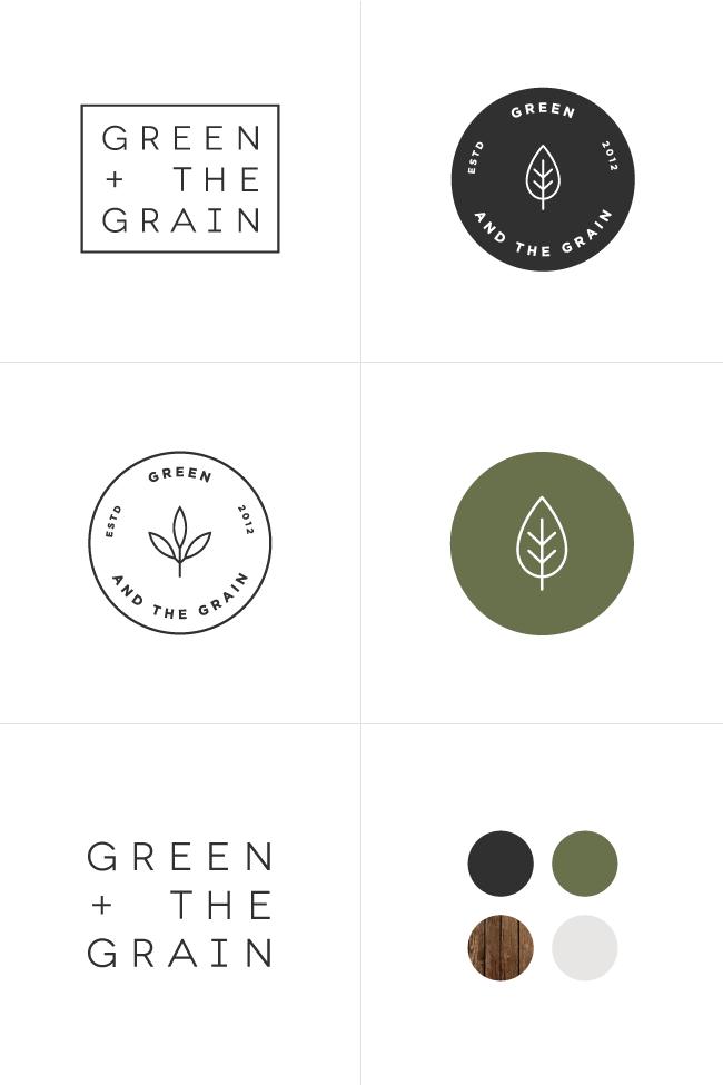 breanna rose / process 23 : green + the grain