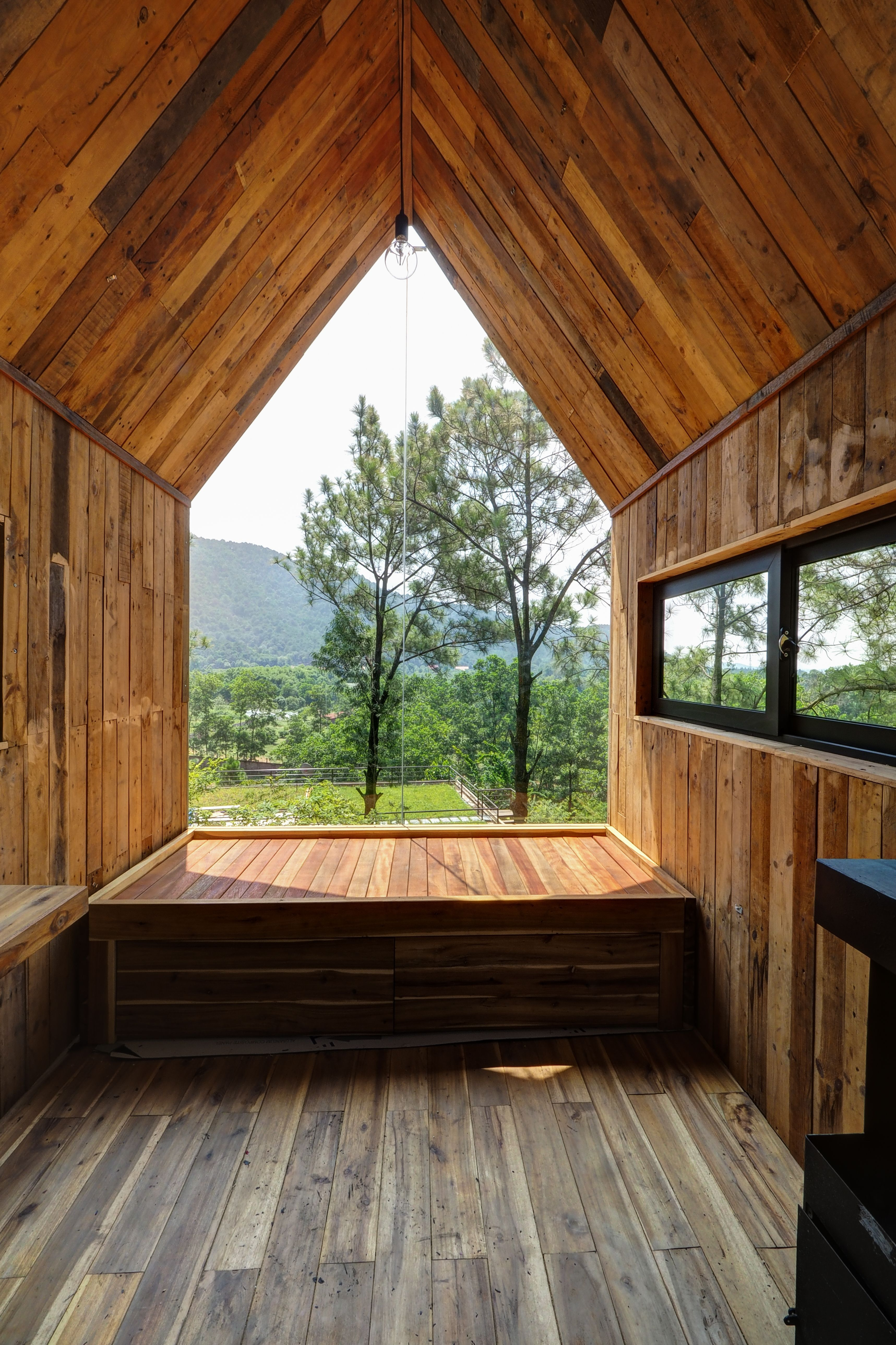 This Minimalist Cabin In Vietnam Is The Perfect Forest