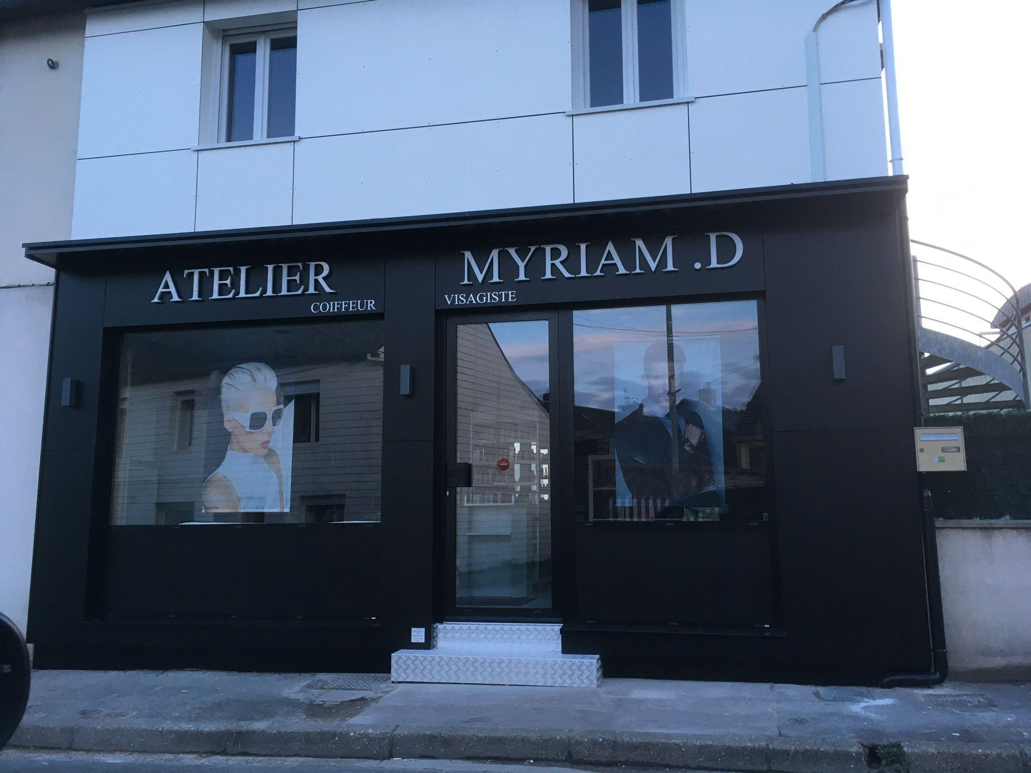Atelier Myriam D Coiffure Montville Coiffeur Visagiste Visage Coiffeur