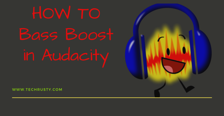 The Ultimate Secret Of How To Bass Boost In Audacity Boosting Bass Music Choice