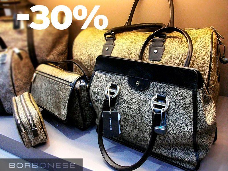 San Marino Factory Outlet #borbonese -30% #blackWeekend | BORBONESE ...