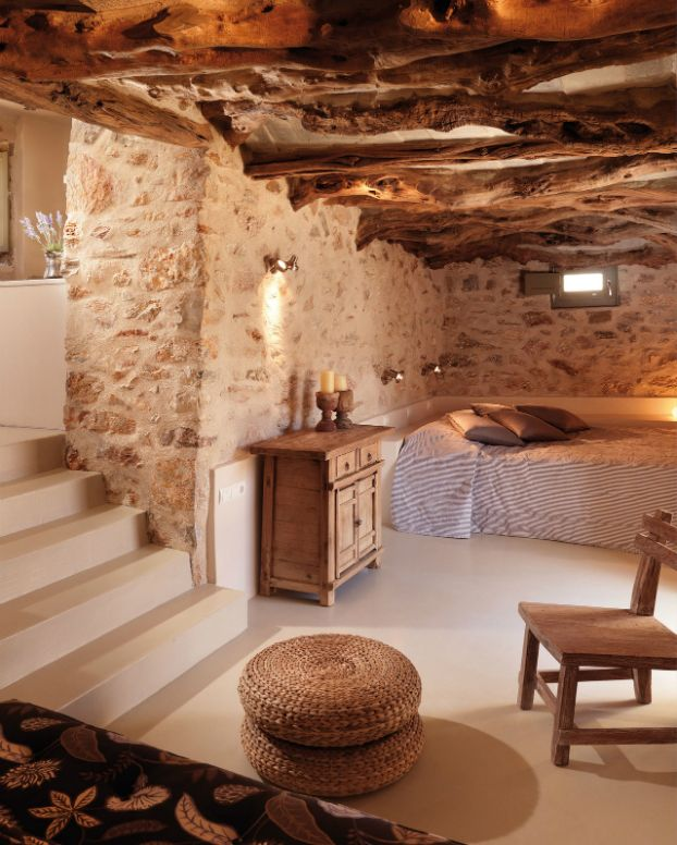 Themonies Dradition and Luxury Suites In Folegandros Greece #beautifularchitecture