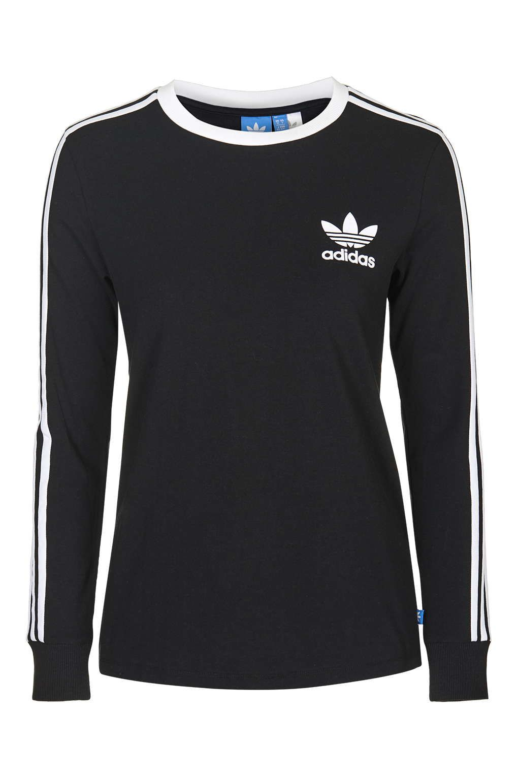 474c8960 Three Stripe Long Sleeve Top Adidas Originals | Adidas | Adidas ...