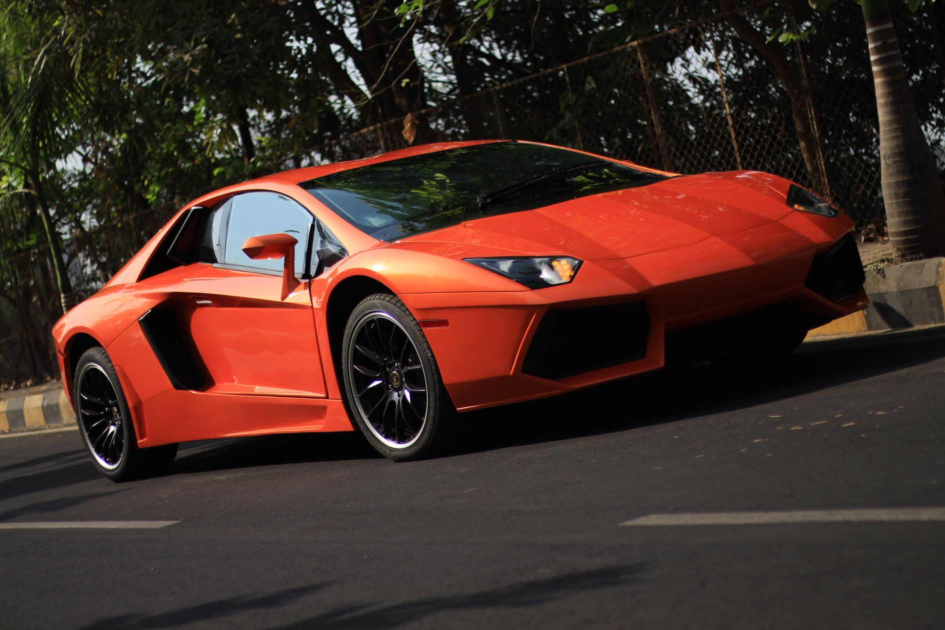 This Isn T A Real Lamborghini Aventador Just A Honda Accord In