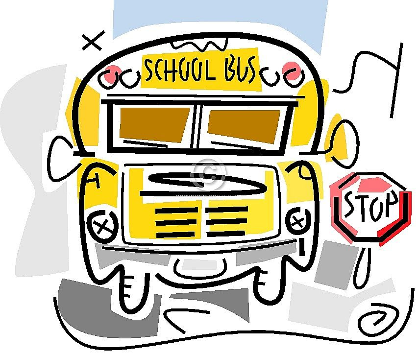 Free School Bus Clip Art School Bus Clipart School Bus School