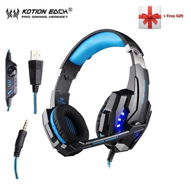 Gaming Headphones KOTION EACH G2000 G9000  db17bcbde7e8c