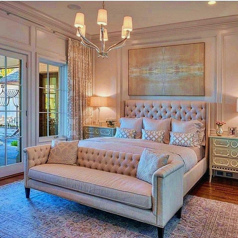 16 Relaxing Bedroom Designs For Your Comfort: 39+ Relaxing Apartment Master Bedroom Decor Ideas 00024