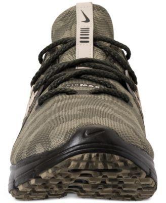 Nike Men's Air Max Sequent 3 Premium Camo Running Sneakers