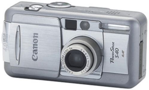 Canon Powershot S40 Manual User Guide And Specification Best Digital Camera Powershot Canon Powershot