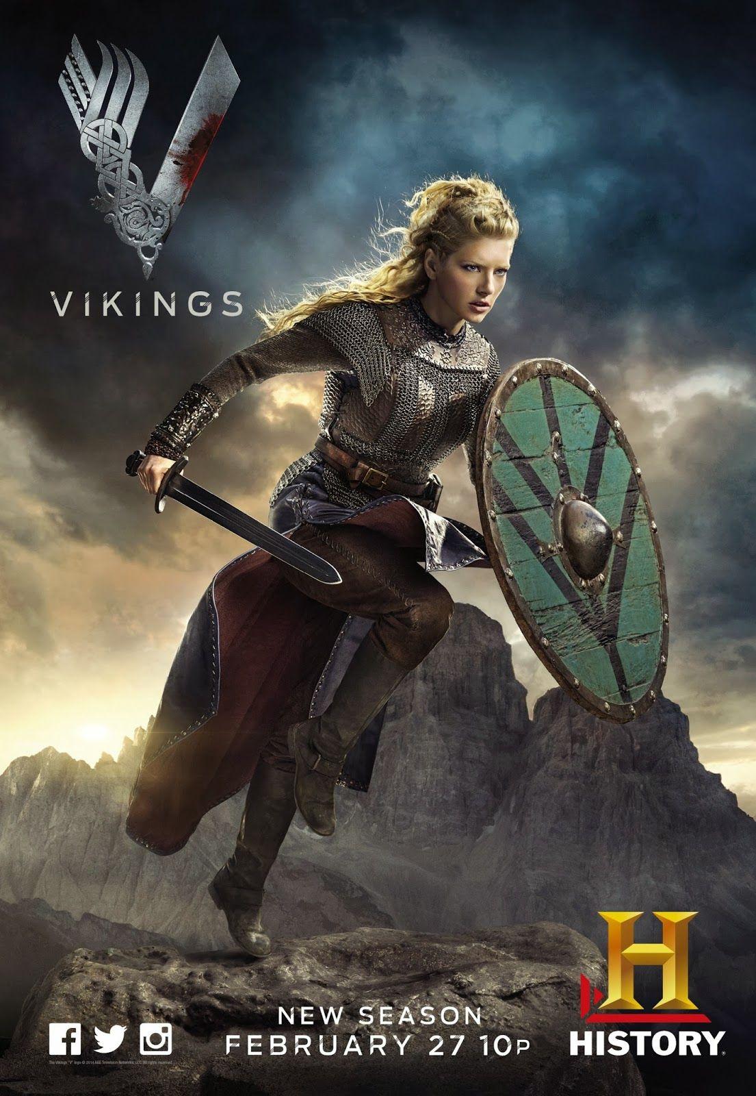 ähnliche Serie Wie Vikings