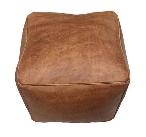 Stupendous Premium Square Moroccan Pouffe Pouf Ottoman Footstool Ncnpc Chair Design For Home Ncnpcorg