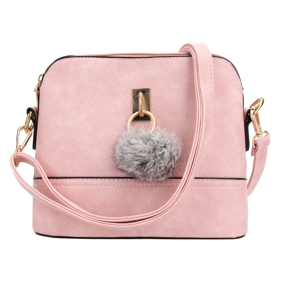 Hot Fashion Matting Bag Women's Messenger Bag Ladies Nubuck ...