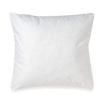 Bed Bath And Beyond Decorative Pillows Pleasing Myop Square Throw Pillow Insert  Hypoallergenic  $15 Design Decoration