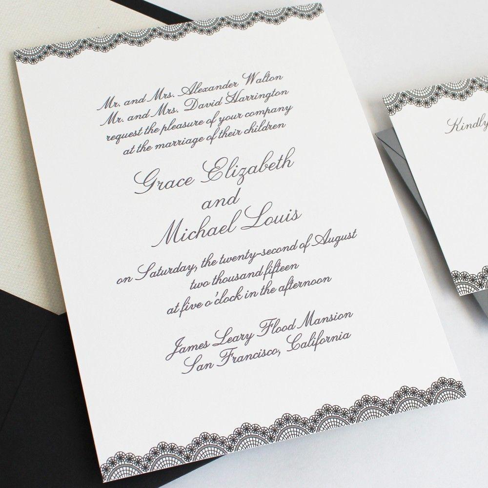 Wedding invitation format credit to papela designs pinterest how to word and assemble wedding invitations philadelphia wedding stopboris Gallery