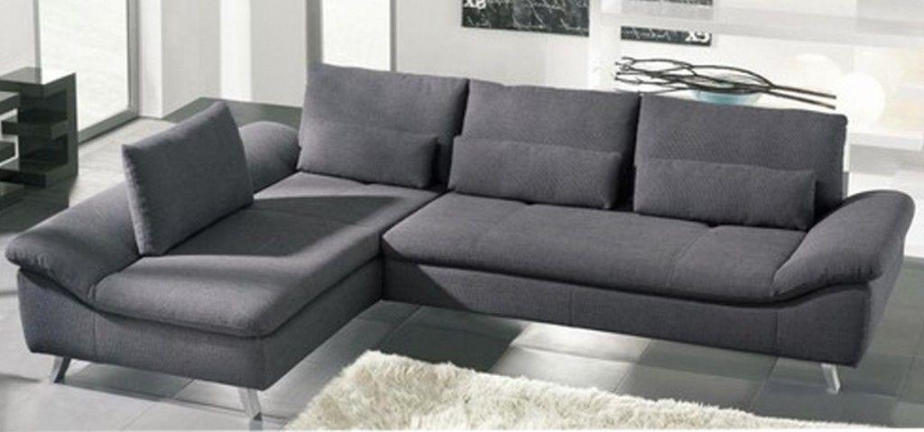 Home Decoration Websites #9 - Modern L-shaped Sofa Designs #24711