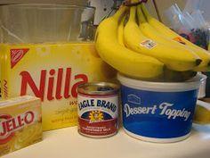 Aggieland Mommy Cooks: Paula Deen's Banana Pudding