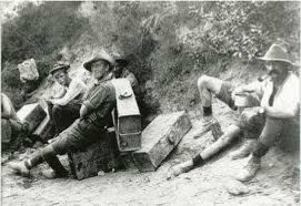 Image result for living conditions in gallipoli