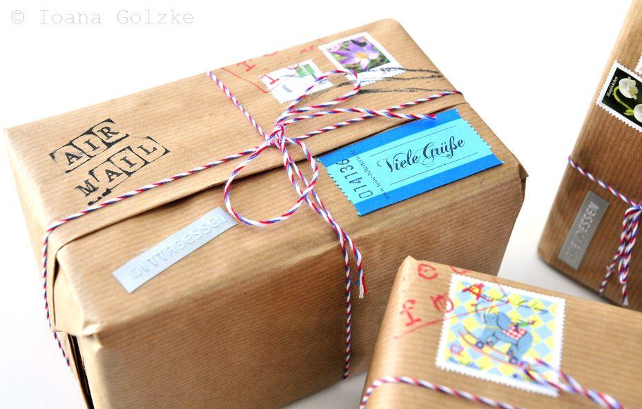 Care Paket Ideen