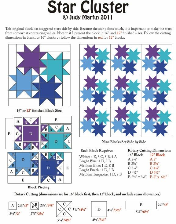 Quilting With Judy Martin -- Lessons, Blocks, and Quilting ... : free quilting lessons - Adamdwight.com