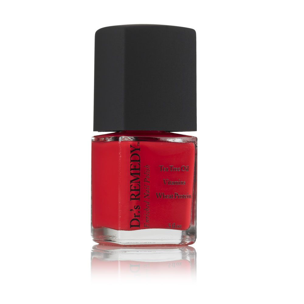 Drs REMEDY CLARITY Coral Enriched Nail Polish