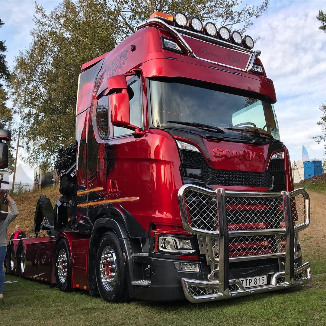 lastbilstraffenramsele 🤘🏽🤘🏽  Lastwagen, Scania lkw, Lkws