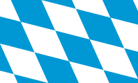 Flag of Bavaria (lozengy).svg
