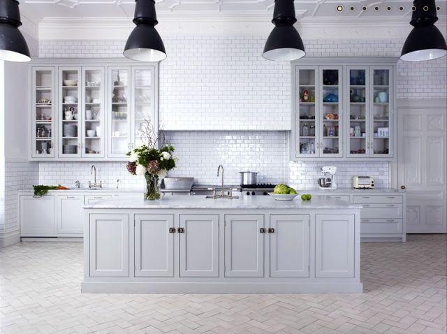 Knight Moves   Home kitchens, Dark cabinets, Kitchen design