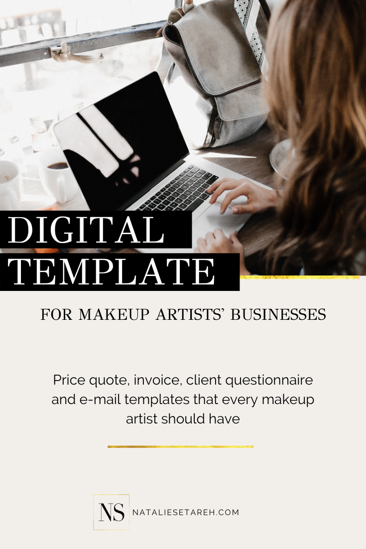 Price Quote, Invoice, Client Questionnaire, and Email