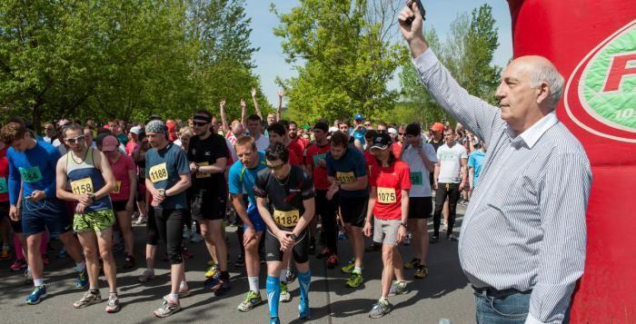 První ročník Půlmaratonu Plzeňského kraje přilákal tisícovku běžců