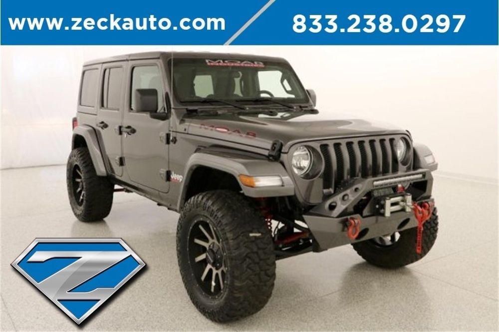 eBay Jeep Wrangler Unlimited Sport 3.6L V6 24V Automatic