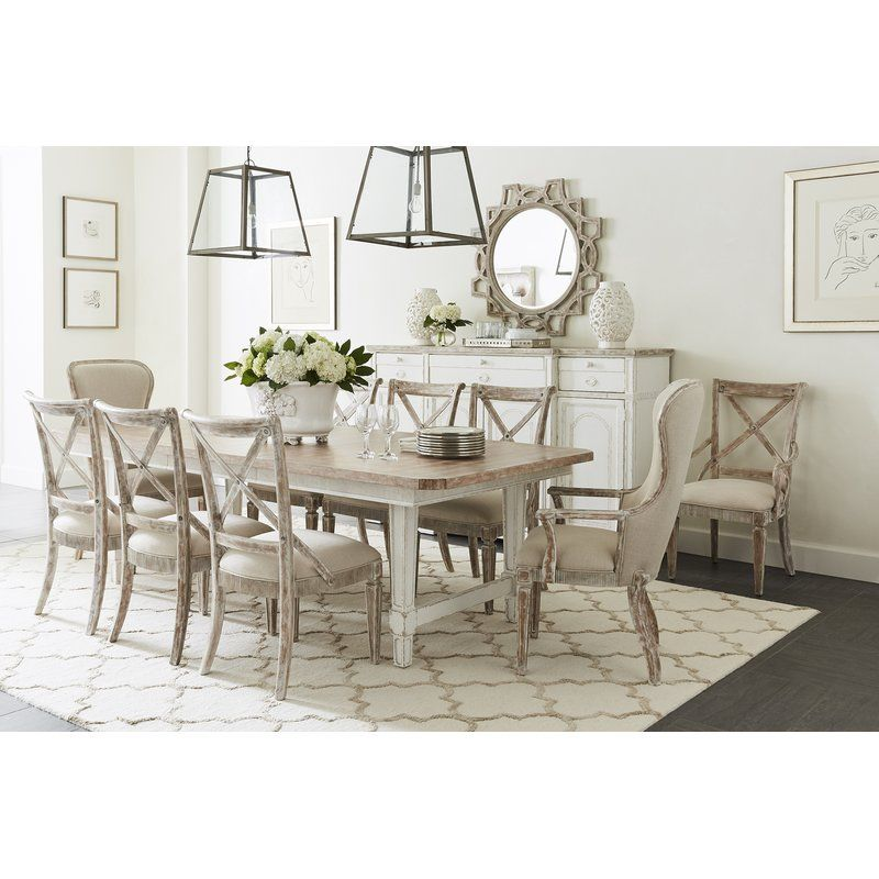 Stanley Juniper Dell 11 Piece Dining Set Reviews Wayfair Dining Room Sets Dining Table Stanley Furniture