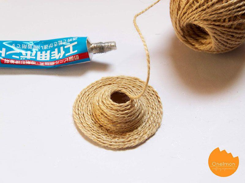 04aafd4f Tutorial DIY: Mini sombrero de paja | @ onelmon | DIY | Hats, Diy ...