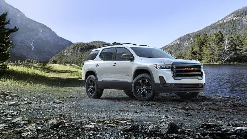 2020 Gmc Acadia At4 Review In 2020