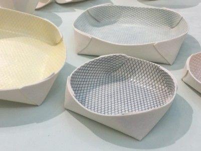 Superbe La Porcelaine De Fanny Laugier   Joli Place. Atelier CeramiqueFaire ...