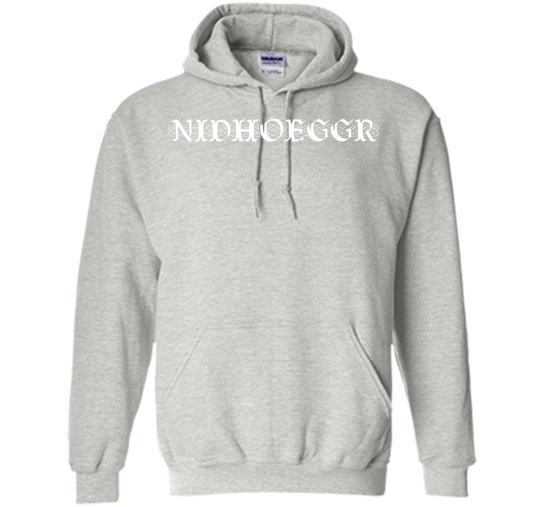 Nidheoggr Logo Dark T-Shirt