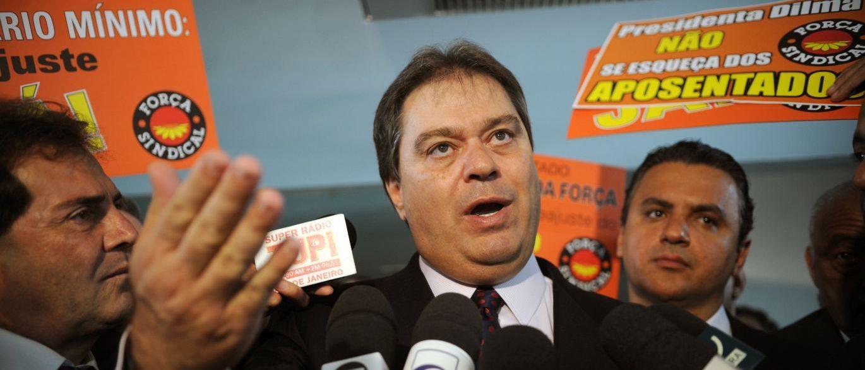 Noticias ao Minuto - Ex-senador Gim Argello quer fazer delação premiada