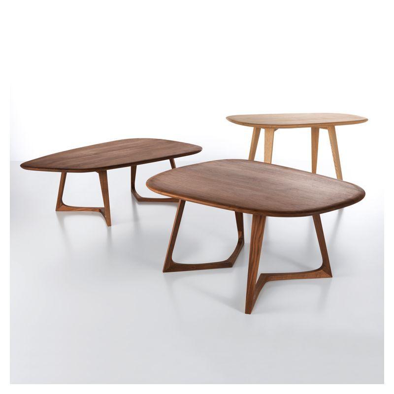 Table Salon Design Bois Twist Stone Zeitraum Table Basse Design Bois Table De Salon Table Basse